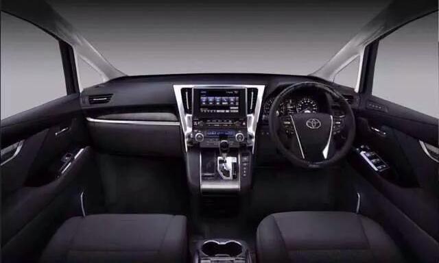 โบรชัวร์ All New Toyota Alphard และ Vellfire