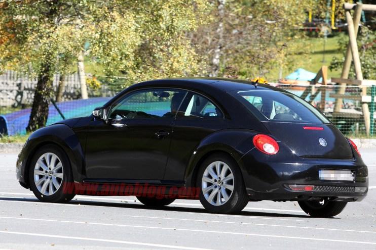 vw beetle 2010. 2011 Volkswagen Beetle