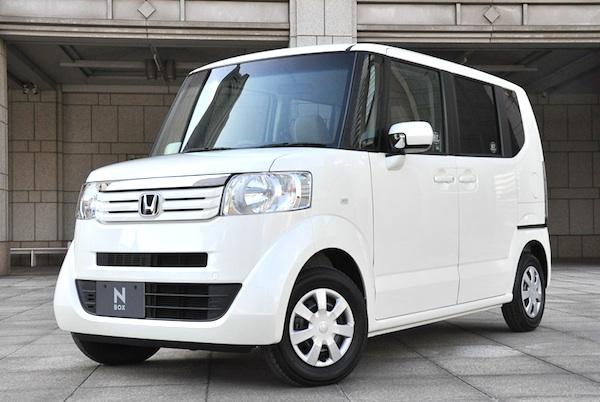 NEW HONDA N BOX AD 1 JAPAN - chotiwut545zaza